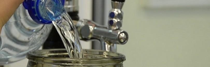 Как правильно развести спирт, чтобы получилась водка?