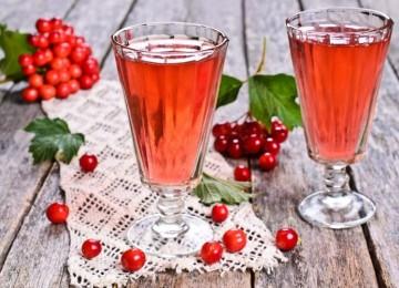 Настойка из калины на водке: делаем красивый, ароматный и полезный напиток своими руками