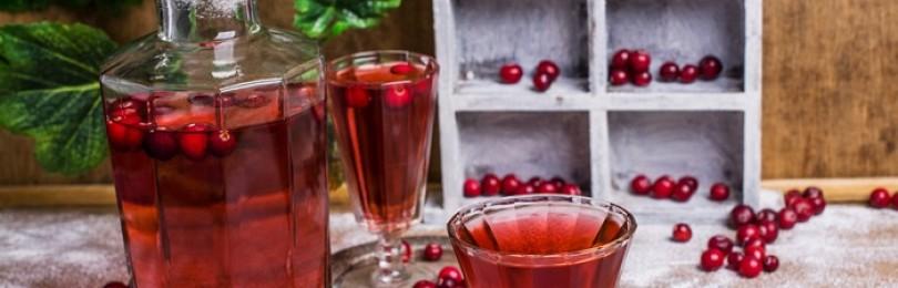 Клюква на спирту: домашние настойки и наливки с целебной северной ягодой