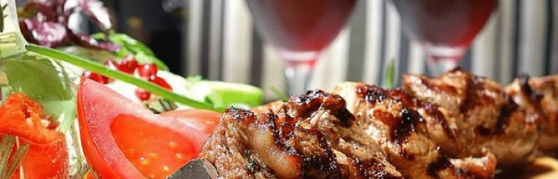 Рецепт шашлыка в красном вине