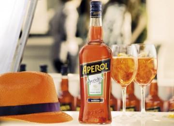 Аперитив Апероль и коктейли на его основе