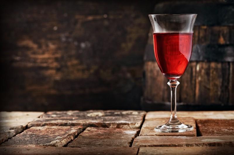 Осадок в вине
