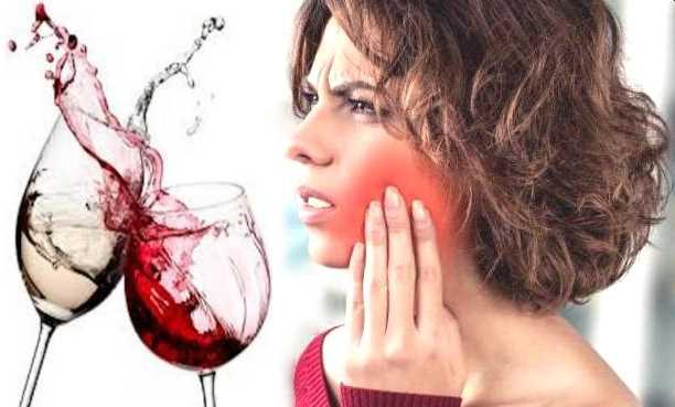 Аллергия на виноград и виноградное вино