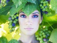 Маски из винограда