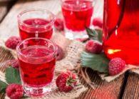 Вино из малины в домашних условиях