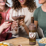 Шоколадное вино – новый виток винной моды и десерт в одном бокале