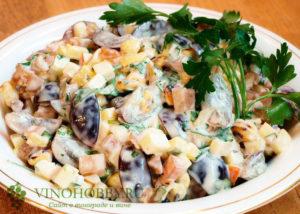 salat-s-vinogradom 7