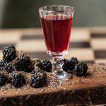 Несколько рецептов вина из ежевики