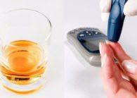 Что выпить при диабете: может быть бокал сухого красного?