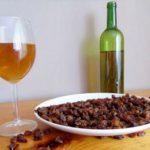 Вино из изюма в домашних условиях