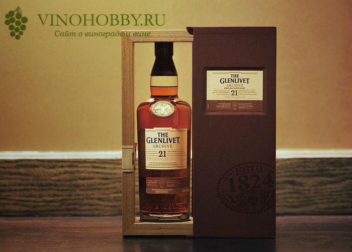 viski-glenlivet 10