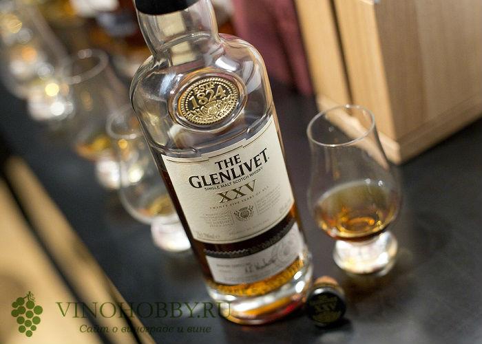 viski-glenlivet 12