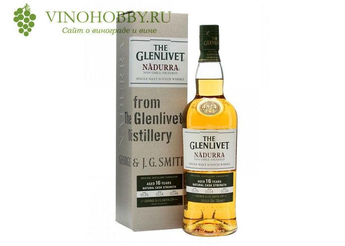 viski-glenlivet 15