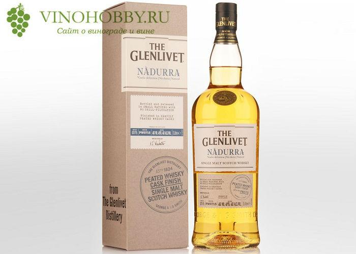 viski-glenlivet 18
